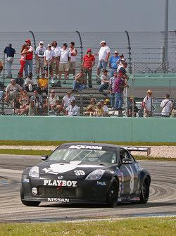 #35 Playboy Racing/ Unitech Nissan 350Z: Tommy Constantine, Mike Borkowski, David Murry