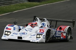 #15 Charouz Racing System Lola B07/17 - Judd: Jan Charouz, Stefan Mücke