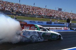 Ashley Force burnout
