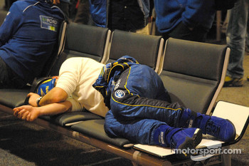 Rallying and travelling takes its toll on Petter Solberg