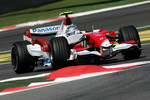 Jarno Trulli, Toyota Racing, TF107