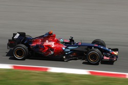Vitantonio Liuzzi, Scuderia Toro Rosso, STR02