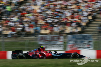 Scott Speed, Scuderia ToroRosso, STR02