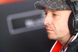 Vincent Vosse, team manager Belgian Audi Club Team WRT