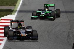 Nick Yelloly, Hilmer Motorsport and Marlon Stockinger, Status Grand Prix