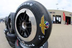 Indy 500 Firestone tires