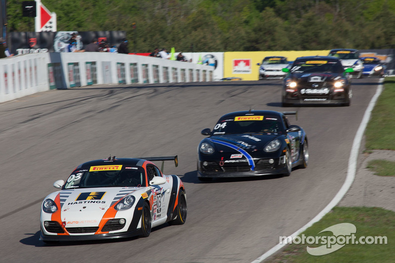 #03 Autometrics Motorsports Porsche Cayman: Cory Friedman