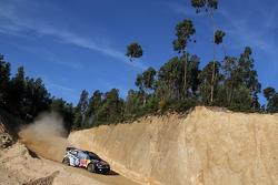 Sebastien Ogier and Julien Ingrassia, Volkswagen Polo WRC Volkswagen Motorsport