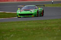 #333 Rinaldi Racing Ferrari 458 Italia: Marco Seefried, Norbert Siedler, Rinat Salikhov