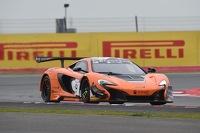 #58 VonRyan Racing McLaren 650S: Kevin Estre, Rob Bell, Shane van Gisbergen