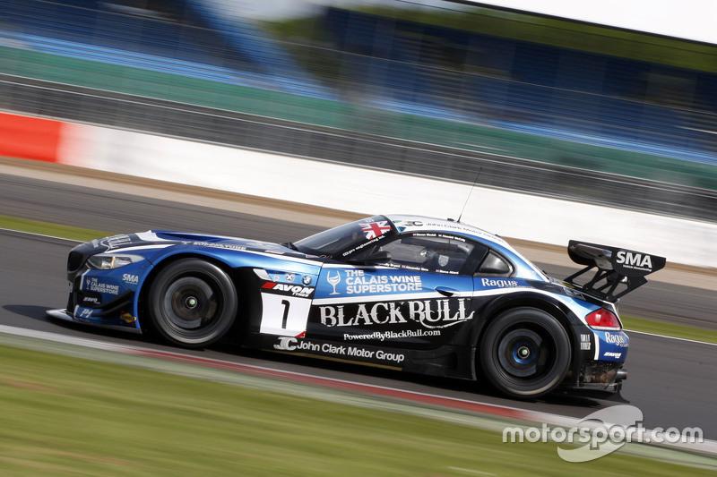 1 Barwell Motorsport Ecurie Ecosse Bmw Z4 Gt3 Marco