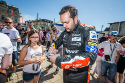 G-Drive Racing: Ricardo Gonzalez
