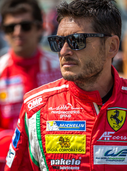 AF Corse Ferrari: Giancarlo Fisichella