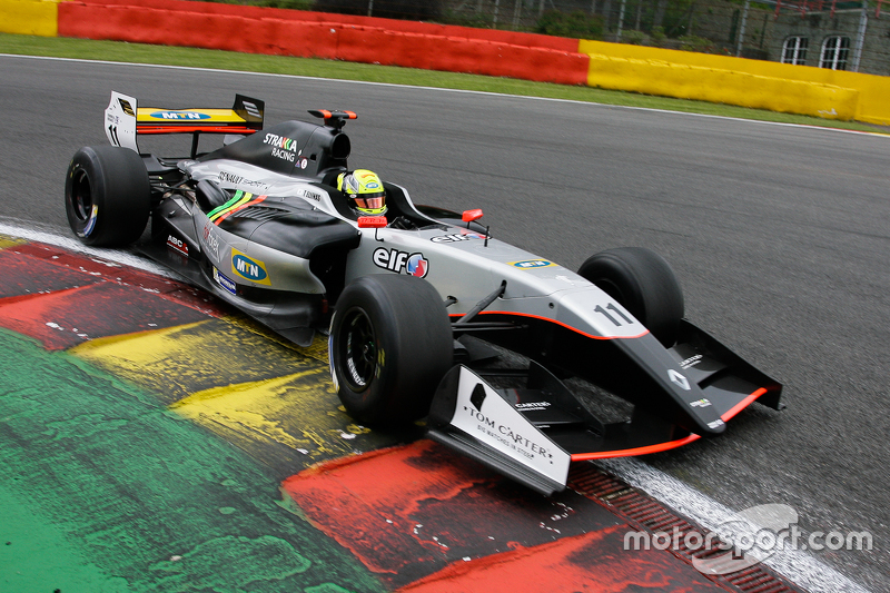 #11 Tio Ellinas, Strakka Racing