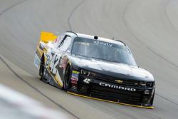 Kyle Larson, HScott Motorsports Chevrolet