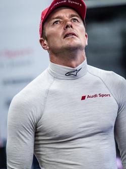 #7 Audi Sport Team Joest Audi R18 e-tron quattro: Marcel Fässler