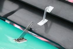 Chevrolet aero kit detail