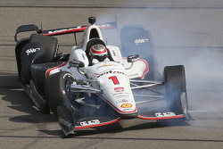 Will Power, Team Penske Chevrolet crashes