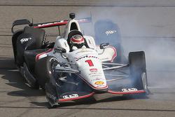Will Power, Team Penske Chevrolet crashes