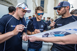 Schubert Motorsport: Dirk Müller, Marco Wittmann, Martin Tomczyk
