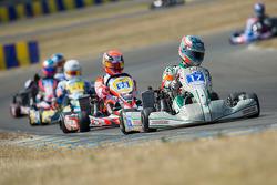 #17 La Rochelle Malevaut Sport: Quentin Aunis, Nathan Bihel, Bastien Leguay, Romain Mance