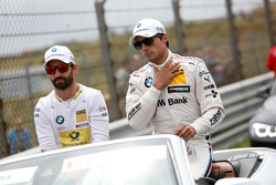 Timo Glock and Bruno Spengler, BMW Team MTEK BMW M4 DTM