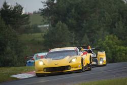 克尔维特车队3号克尔维特C7.R赛车:扬·马格努森、安东尼奥·加西亚
