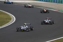 Jimmy Eriksson, Koiranen GP leads Matthew Parry, Koiranen GP