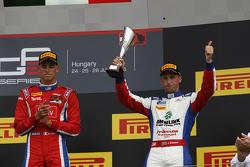 Third place Jimmy Eriksson, Koiranen GP