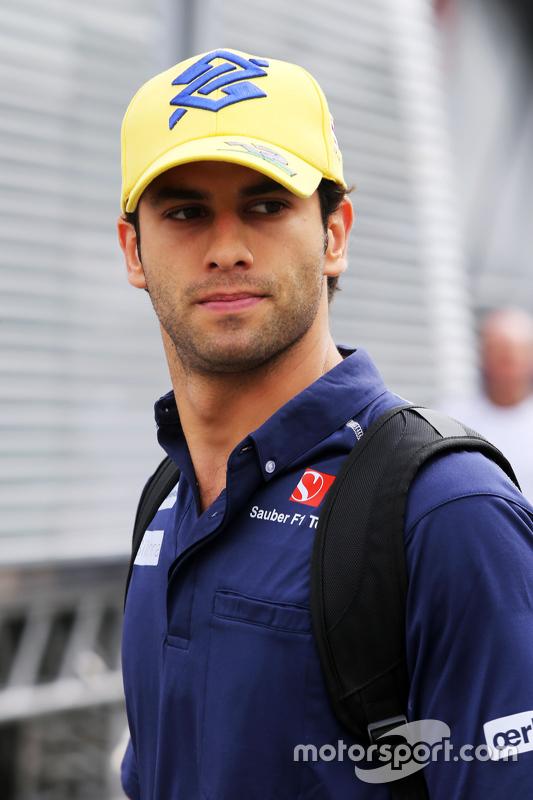 Felipe Nasr, Sauber F1 Team Felipe Nasr