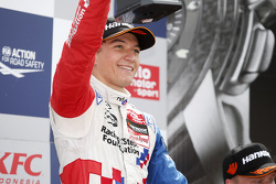 Race 1 Winner Jake Dennis, Prema Powerteam