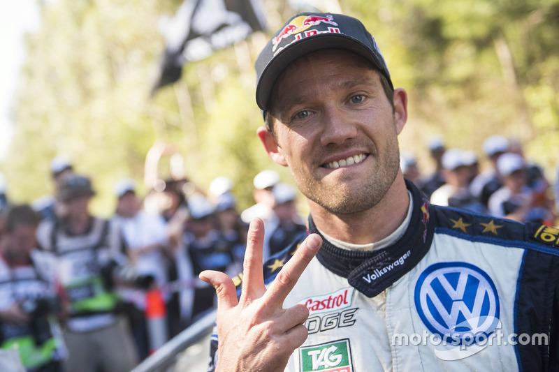 Sébastien Ogier, Volkswagen Motorsport, ganador en Australia y campeón mundial de rally
