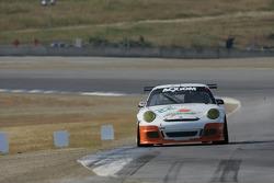 #22 Alegra Motorsports Porsche GT3 Cup: Carlos de Quesada, Jean-François Dumoulin