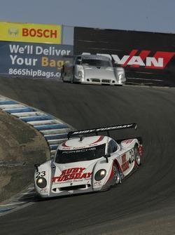 #23 Alex Job Racing Porsche Crawford: Patrick Long, Jorg Bergmeister
