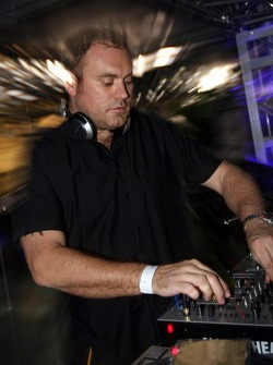 The Red Bull Energy Station: the DJ