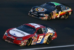 Kasey Kahne and J.J. Yeley