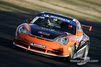 Max Twigg (Porsche GT3 Cup Car)