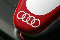 Detail of the Audi Sport North America Audi R10