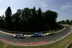 Qualifying action at Hohe Acht