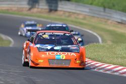 #98 Toyota MR2 Turbo: Gerhard Ludwig, Ralf Eisenreich, Alfred Vahsen
