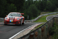 #38 Team Parker Racing Porsche 997: Chris Cooper, Guy Spurr, Chris Harris