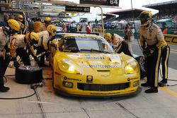 #64 Corvette Racing Corvette C6.R: Oliver Gavin, Olivier Beretta, Max Papis