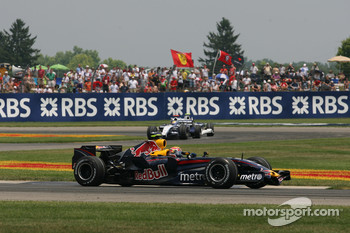 Mark Webber, Red Bull Racing, RB3