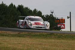 #23 Ruby Tuesday Championship Racing Porsche Crawford: Patrick Long, Jorg Bergmeister