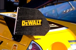 Car of Tomorrow rear wing detail