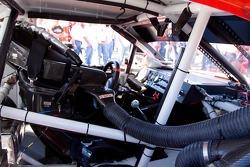 Nextel Cup cockpit