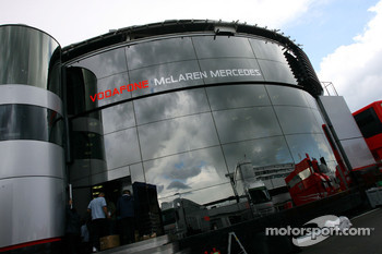 The New McLaren Motorhome