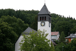 The town of Nürburg