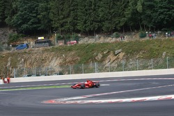 New last chicane, Felipe Massa, Scuderia Ferrari