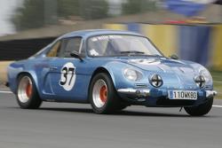 37-Maxime Lefebvre-Alpine A110